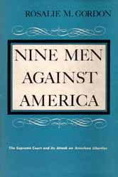 Nine Men Against America